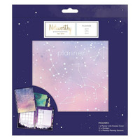 Noteworthy Constellations Planner - kalenteri  (päiväämätön 12 kk)