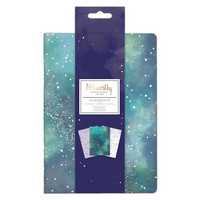 Noteworthy Constellations A5 Notebook Set - vihkopakkaus