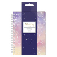 Noteworthy Constellations A6 Notebook - muistikirja