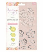 Spring is in the Air Stamps & Dies :  Primula