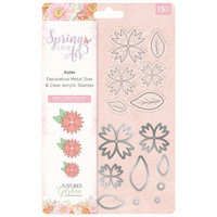 Spring is in the Air Stamps & Dies :  Aster