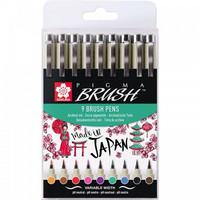 Pigma Brush Pens - sivellintussit