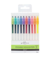 Park Lane Paperie Erasable Highlighters: Bright