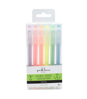 Park Lane Paperie Double-Ended Highlighters: Pastel
