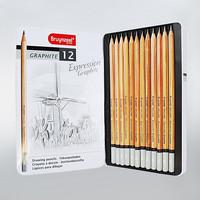 Bruynzeel Expression Graphite - kynäpakkaus