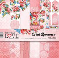 Coral Romance 12 x 12  - paperikokoelma