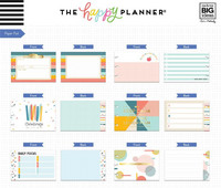 MAMBI The Happy Planner Multi Accessory Pack : Teacher -  Retro