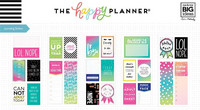 MAMBI The Happy Planner Journaling (flip) Stickers - Adulting