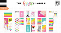 MAMBI The Happy Planner Journaling (flip) Stickers - Brights