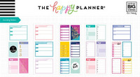 MAMBI The Happy Planner Journaling (flip) Stickers - Productivity