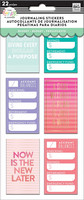 MAMBI The Happy Planner Journaling (flip) Stickers - Budget