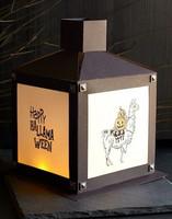 Halloween Clear stamps: Ha-Llama-Ween  - leimasinsetti