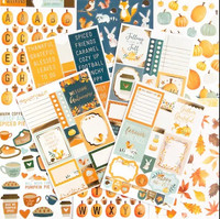 Recollections Sticker Book: Fall In Love With Pumpkin Spice