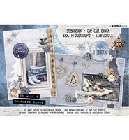 Snowy Afternoon A5  - korttikuvalehtiö