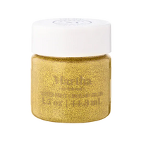 Martha Stewart Glitter Paste 44 ml :  Florentine Gold