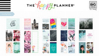 MAMBI The Happy Planner Journaling (flip) Stickers - Color Story
