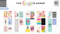MAMBI The Happy Planner Journaling (flip) Stickers - Super Mom