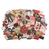 Tim Holtz Idea-ology: Ephemera Pack Halloween
