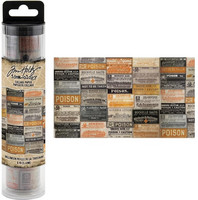 Tim Holtz Idea-ology: Collage Paper Halloween