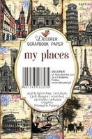 Decorer: My Places - minipaperisetti