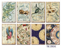 Decorer: The Zodiac - minipaperisetti