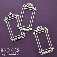 Around The Steampunk: Rectangle Frames  - leikekuviopakkaus