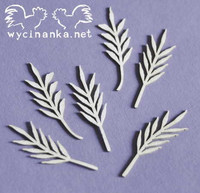 Twigs 6  - leikekuviopakkaus
