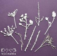 The Look Of Nature: Mixed Flowers  - leikekuviopakkaus