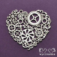 Around The Steampunk: Heart 1  - leikekuviopakkaus