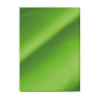 Craft Perfect: Emerald Green High Gloss A4 - peilikartonkipakkaus