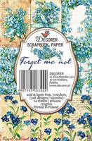 Decorer: Forget Me Not - minipaperisetti