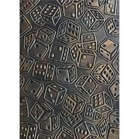 Coosa Crafts: Rolling Dice - kohokuviointikansio