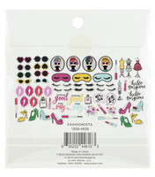 Park Lane Paperie Washi Flakes Stickers: Fashionista