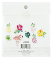Park Lane Paperie Washi Flakes Stickers: Tropical