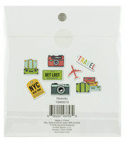Park Lane Paperie Washi Flakes Stickers: Travel