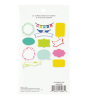 Park Lane Paperie Jumbo Washi Stickers: Journaling