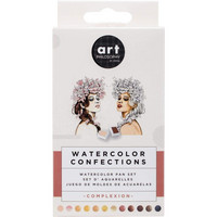 Prima Art Philosophy Watercolor Confections: Complexion