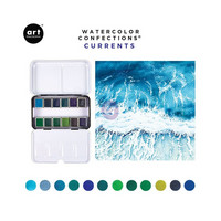 Prima Art Philosophy Watercolor Confections: Currents