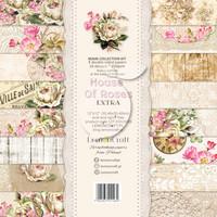 Lemoncraft: House of Roses Extra 12x12 - paperikokoelma