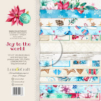 Lemoncraft: Joy To The World 12x12 - paperikokoelma