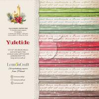 Lemoncraft: Yuletide Basic 12x12 - paperikokoelma