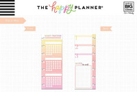 MAMBI Happy Planner Mini Half Sheet Note Paper - Habit Tracker