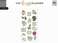 MAMBI Happy Planner Enamel Stickers - Homebody