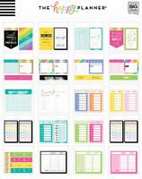 MAMBI Happy Planner Classic Tiny Sticker Pad - Budget