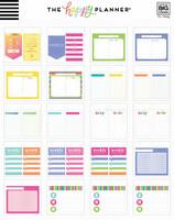 MAMBI Happy Planner Classic Tiny Sticker Pad - Productivity