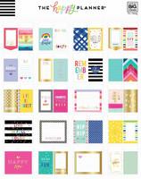 MAMBI Happy Planner Classic Tiny Sticker Pad - Bold & Bright