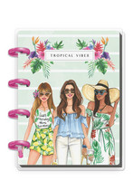 MAMBI Micro Happy Notes - Memo Book -  Rong Rong Summer Vibes