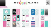 MAMBI The Happy Planner Journaling (flip) Stickers - Boss Babe