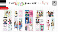 MAMBI The Happy Planner Journaling (flip) Stickers - Rong Rong