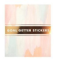 Recollections: Goal Getter Stickers -tarrakirja